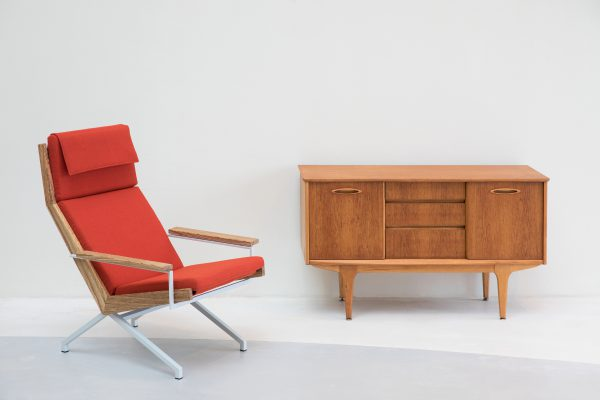 Rob Parry vintage Lounge Chair