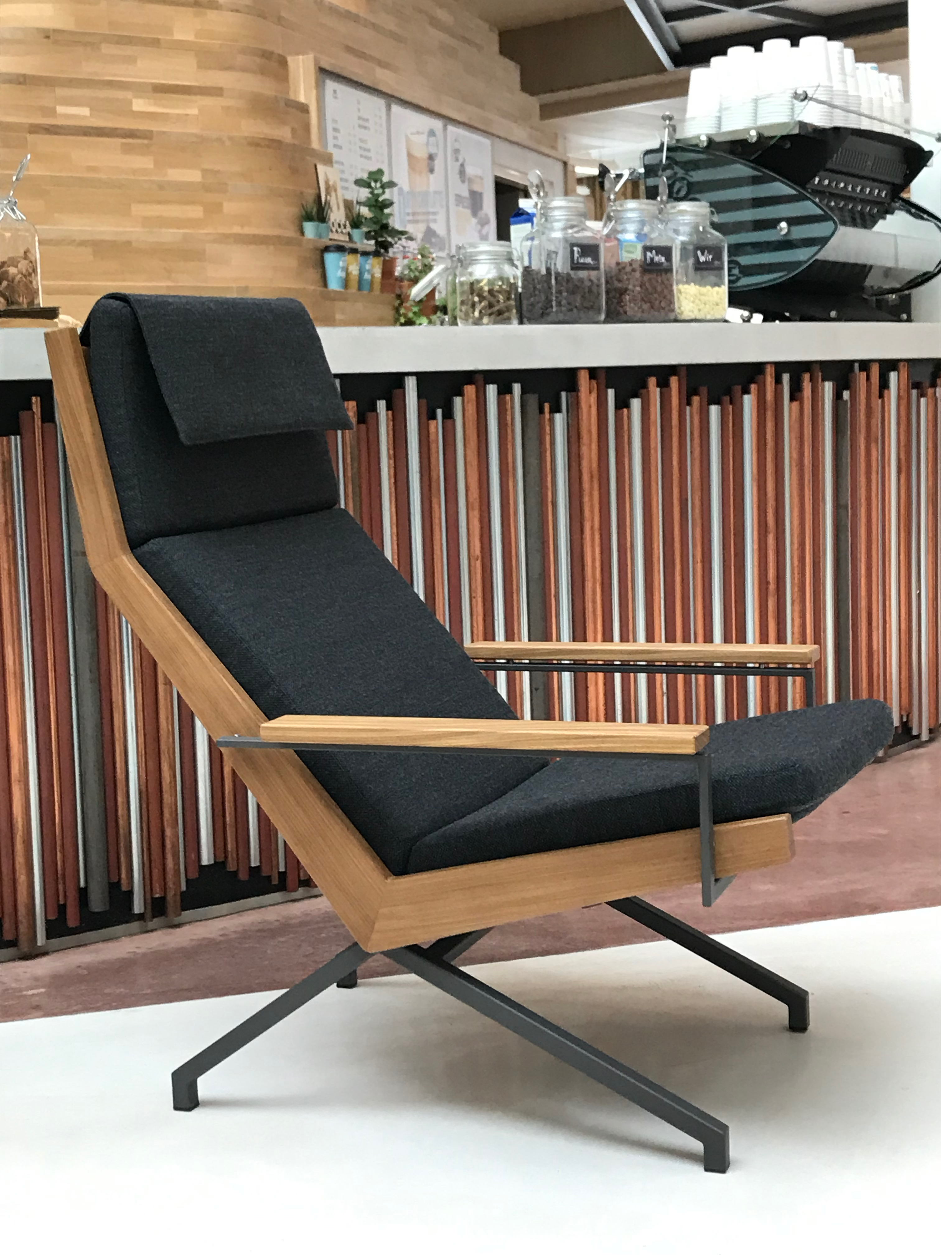Rob Parry Fauteuils.Diverse Rob Parry Original Lotus Lounge Chair Vintage Fauteuils Sixties Retro