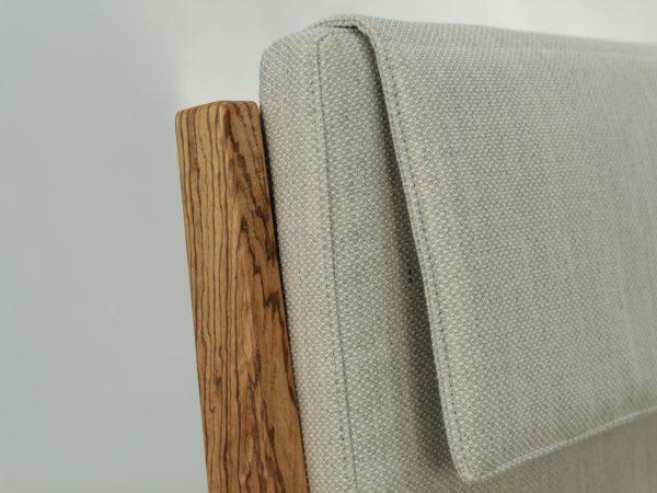 Rob Parry design stoel detail