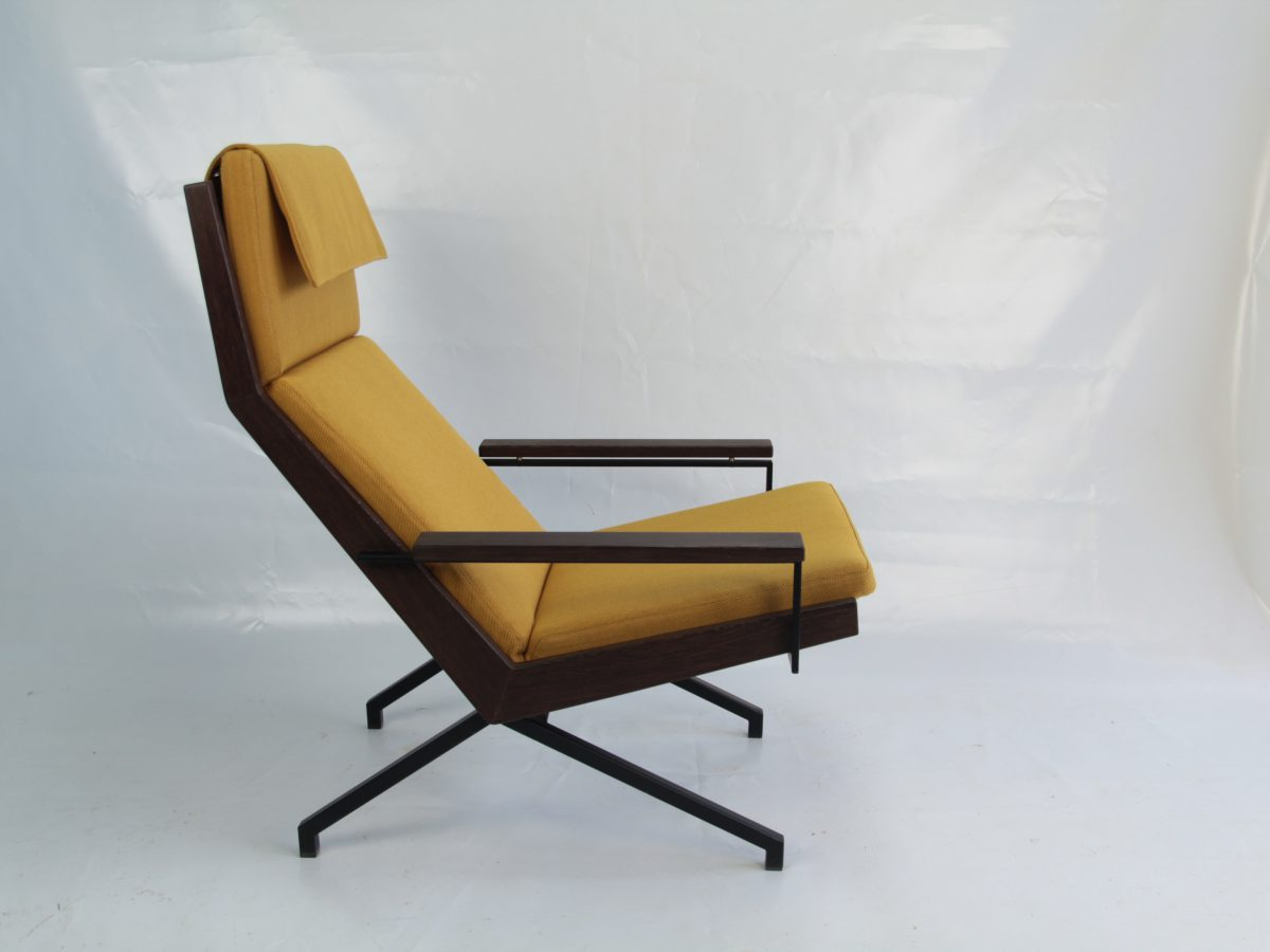 Rob Parry Fauteuils.Rob Parry Original Vintage Fauteuil Sixties Retro